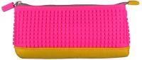 Пенал Upixel Pencil Case WY-B002 / 80740 (желтый/фуксия) -