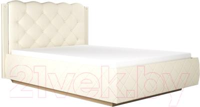 Двуспальная кровать Аквилон Капелла №16ПМ