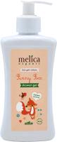 Гель для душа детский Melica Organic Забавная лисичка (300мл) -