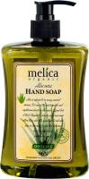 Мыло жидкое Melica Organic С экстрактом алоэ для рук (500мл) -