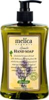 Мыло жидкое Melica Organic С экстрактом лаванды для рук (500мл) -