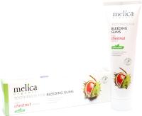 Зубная паста Melica Organic От кровоточивости десен с экстрактом каштана (100мл) -