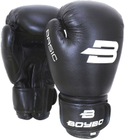 Боксерские перчатки BoyBo Basic 6oz (черный) -