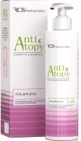 Гель для душа Real Cosmetics Для сухой чувствительной и склонной к атопии кожи (200мл) -