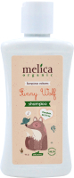 Шампунь детский Melica Organic Забавный волк (300мл) -