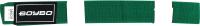 Пояс для кимоно BoyBo BW280 (280см, зеленый) -