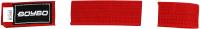 Пояс для кимоно BoyBo BW280 (280см, красный) -