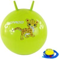 Фитбол с рожками Espado Ягуарчик / ES2114 (45см, зеленый) -