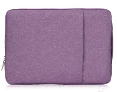 Чехол для ноутбука Nova NPR01 / 39 620 (фиолетовый)