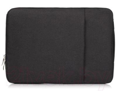 Чехол для ноутбука Nova NPR01 / 39 622 (черный)