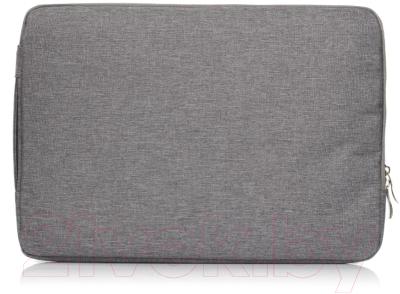 Чехол для ноутбука Nova NPR01 / 39 623 (серый)