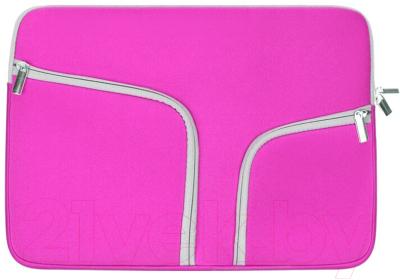 Сумка для ноутбука Nova NPR03 / 39 653 (розовый)