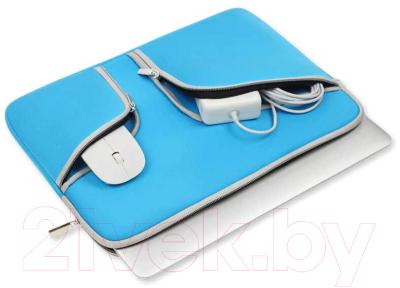 Сумка для ноутбука Nova NPR03 / 39 654 (голубой)