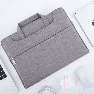 Сумка для ноутбука Nova NPR04 / 39 655 (серый)