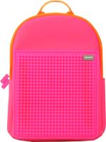Школьный рюкзак Upixel Rainbow Island WY-A027 / 80865 (фуксия) -