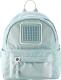 Школьный рюкзак Upixel Funny Square WY-U18-3 / 80954 (S, голубой) -