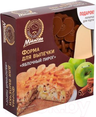 Форма для выпечки Marmiton Яблочный пирог / 17224