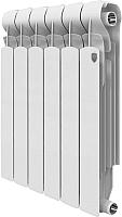 Радиатор биметаллический Royal Thermo Indigo Super 500 (6 секций) -