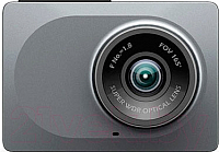 Автомобильный видеорегистратор YI Smart Dash Camera (серый) -