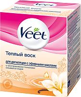 Воск для депиляции Veet С эфирными маслами (250г) -