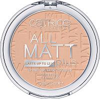 Пудра компактная Catrice All Matt Plus Shine Control тон 025 (10г) -
