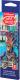 Набор цветных карандашей Erich Krause Metallic / 39425 (8цв) -