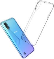 Чехол-накладка Case Better One для Galaxy M01/A01 (прозрачный) -
