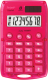 Калькулятор Rebell RE-STARLETP BX (8р, розовый) -
