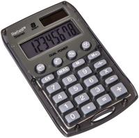 Калькулятор Rebell RE-STARLETS BX (8р, серый) -