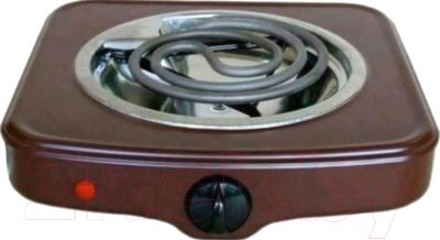 Электрическая настольная плита Cezaris ПЭ Нс 1001-01 плита электрическая gefest пэ 720 белый эмаль настольная