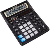 Калькулятор Rebell RE-BDC712 BX (12р, черный) -