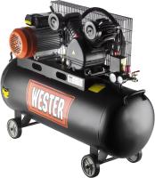 Воздушный компрессор Wester WBK2200/100PRO (631639) -