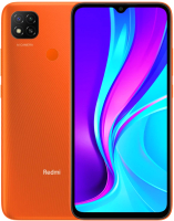 Смартфон Xiaomi Redmi 9C 3GB/64GB / M2006C3MG (без NFC) (Sunrise Orange) -
