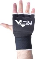Перчатки внутренние для бокса KSA Bull (L, черный) -
