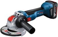 Профессиональная угловая шлифмашина Bosch GWX 18V-10 L-BOXX (0.601.7B0.102) -