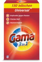 Стиральный порошок GAMA Универсальный в коробке (8.45кг) -
