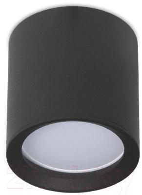 Точечный светильник Ambrella TN214 BK/S