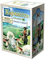 Настольная игра Мир Хобби Каркассон 9: Холмы и овцы / 915254 -