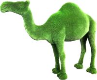 Каркасное топиари F3DF Верблюд одногорбый (2.2x3x0.9) -