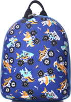 Детский рюкзак Galanteya 63019 / 0с770к45 (голубой) -