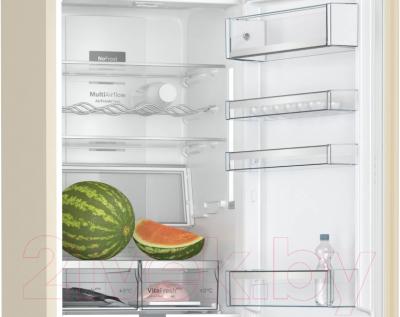 Холодильник с морозильником Bosch Serie 6 VitaFresh Plus KGN39AK32R