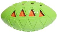 Игрушка для животных Rosewood Мяч регби шуршащий / 40327/RW (зеленый) -