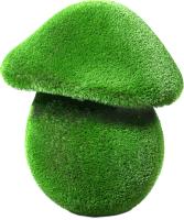 Каркасное топиари F3DF Белый гриб L (1.05x0.87x0.87) -