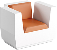 Кресло мягкое F3DF UST-20.034 -