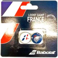 Виброгаситель для теннисной ракетки Babolat Loony Damp France X2 /700048-331 (2шт) -