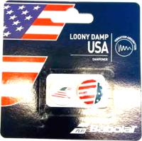 Виброгаситель для теннисной ракетки Babolat Loony Damp Us X2 / 700049-331 (2шт) -