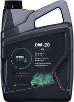 Моторное масло Avista Pace Evo US 0W20 / 165518 (4л) -