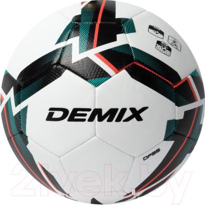Футбольный мяч Demix S17EDEAT021-BW