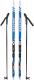 Комплект беговых лыж Nordway 15JNR06150 / 15JNR-06 (р-р 150, синий) -