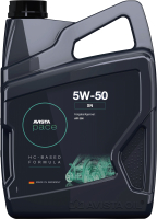 Моторное масло Avista Pace SN 5W50 / 172618 (4л) -